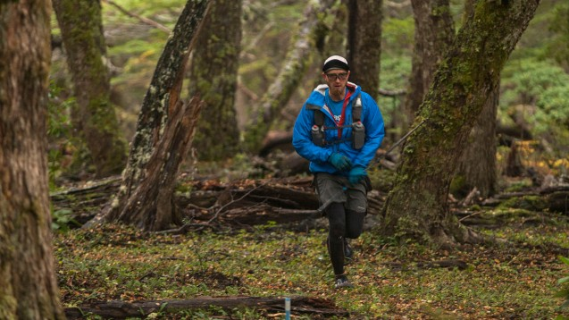 Ultra Trail Running; Patagonia, Chile; Jeff Browning; Ultra Fiord 2015