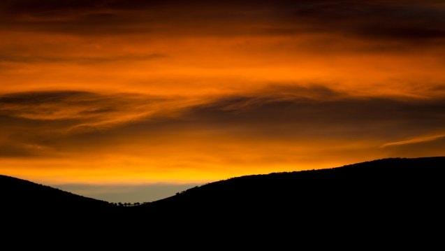 Night Sky, Chilean Patagonia, Ultima Esperanza, Ultra Fiord